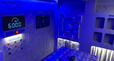 Pabėgimo kambarys Marso kolonija