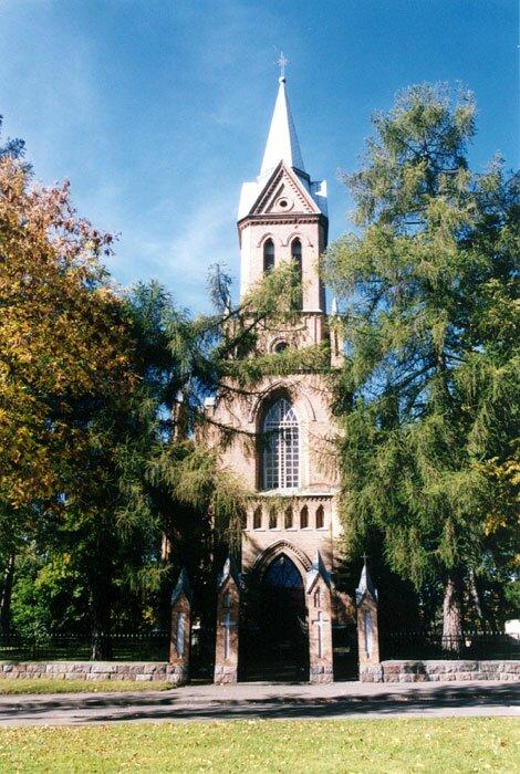 Šv. Antano Paduviečio bažnyčia