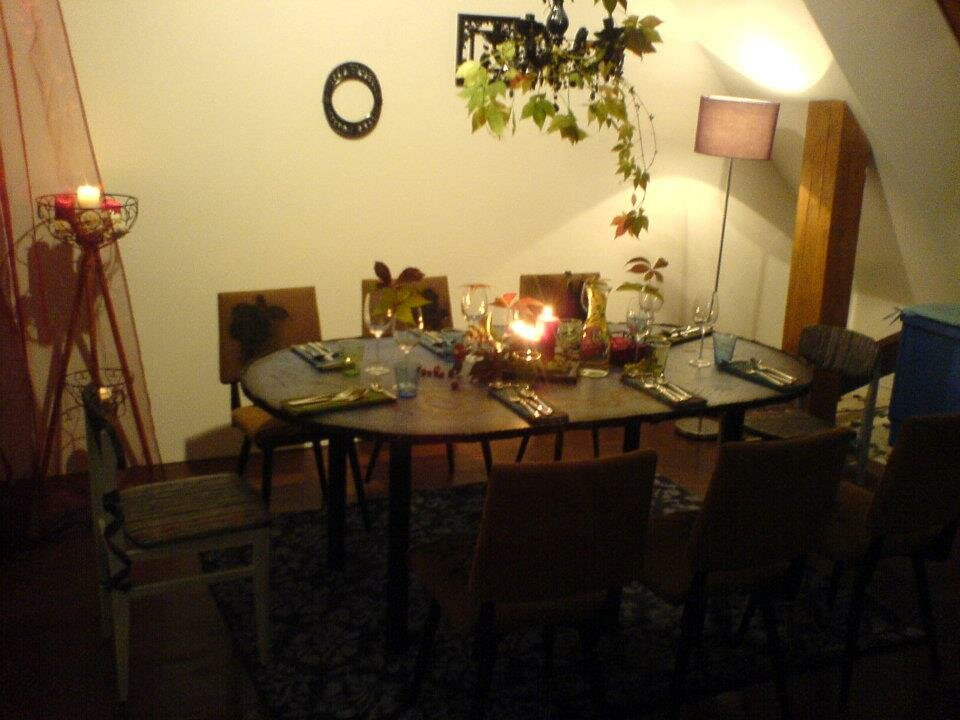 Vakarienės namai