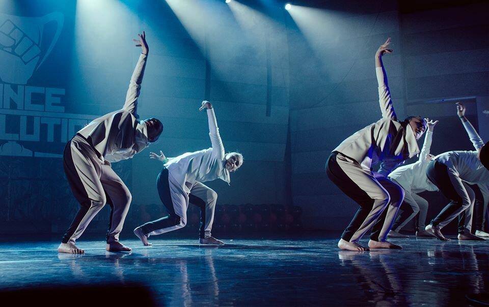 Šok/šok šokių studija