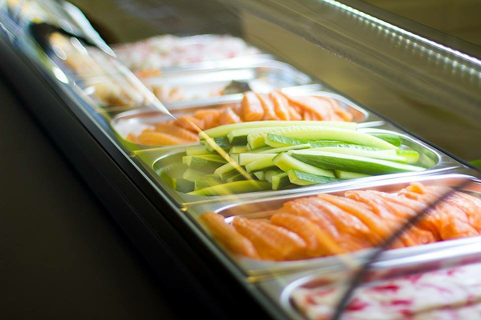 sushi express vilnius