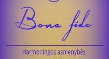 Bona-fide - harmoningos asmenybės namai