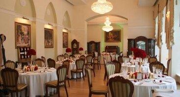 Raudondvario dvaro oranžerija - restoranas