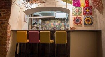 Agave - meksikietiškas restoranas