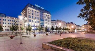 Novotel viešbutis