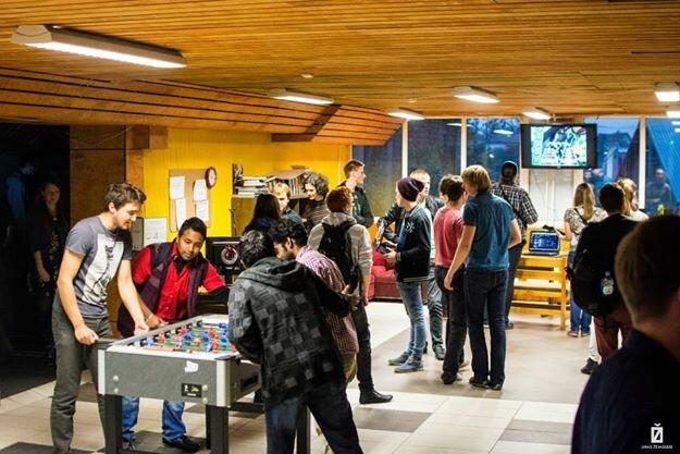 Studentų laisvalaikio centras (SLC)