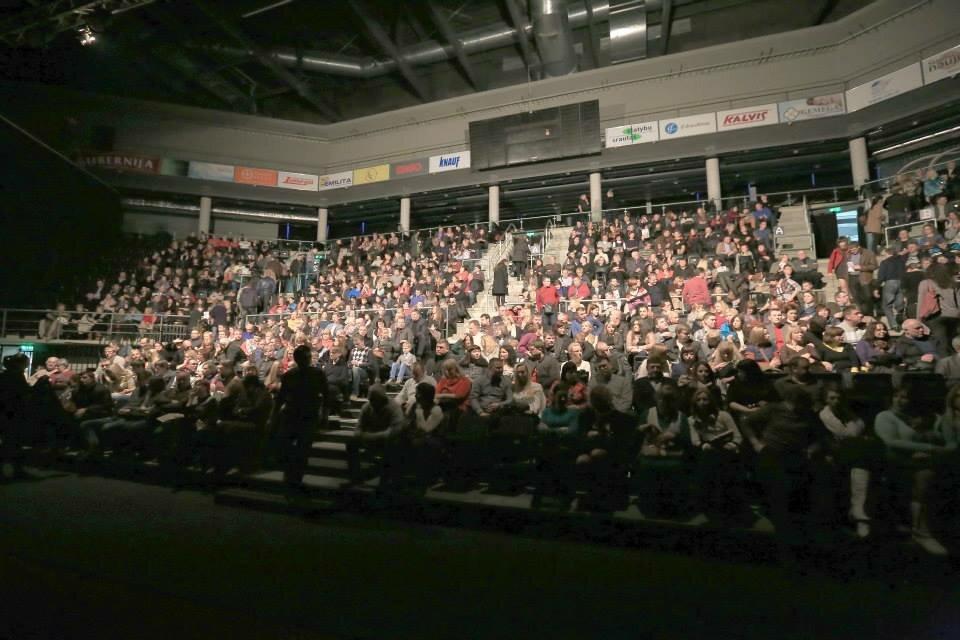 Šiaulių arena