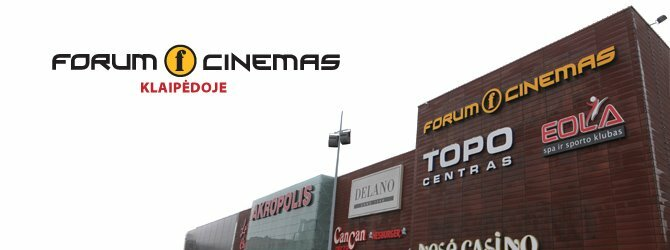 Forum cinemas klaipeda