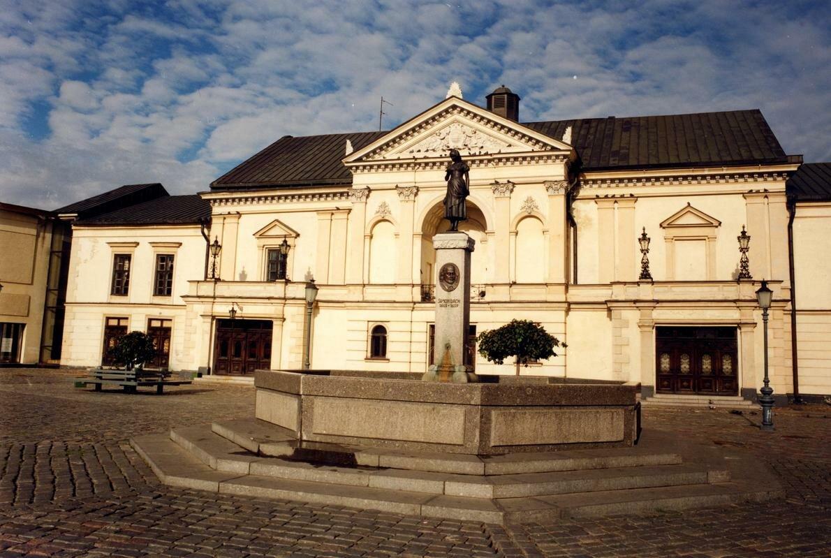 Teatro aikštė