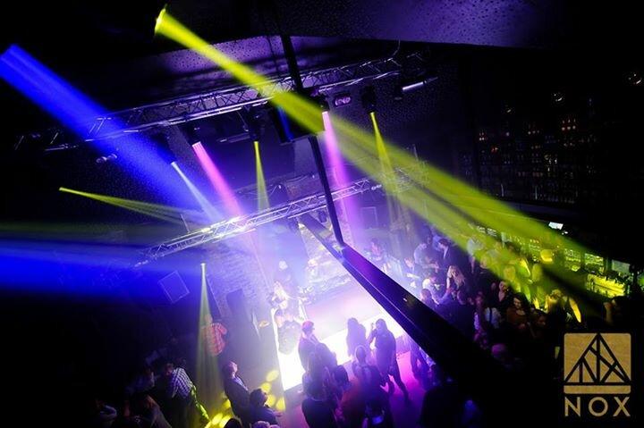 NOX - naktinis klubas