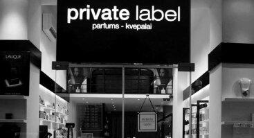 """""""Private Label"""" kvepalų salonas"""