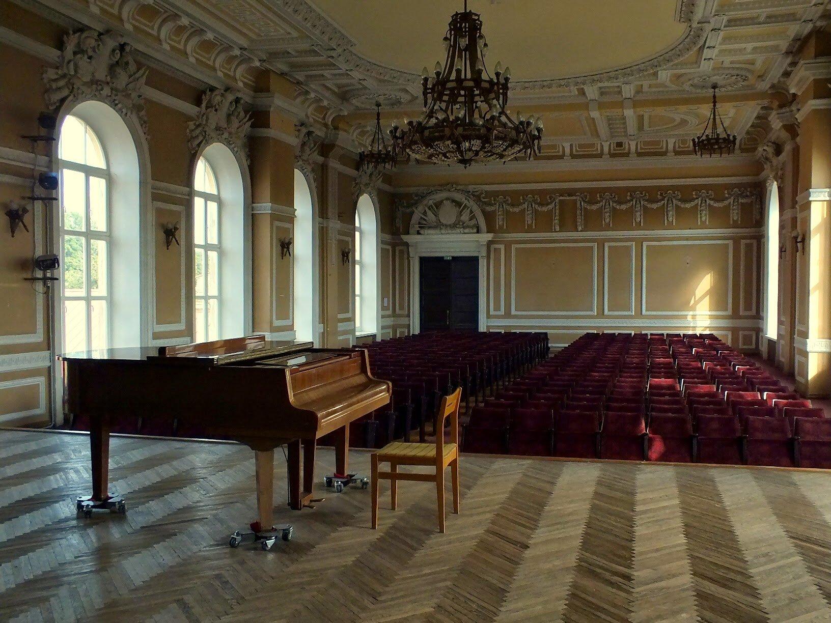 Vilniaus universiteto Didžioji aula