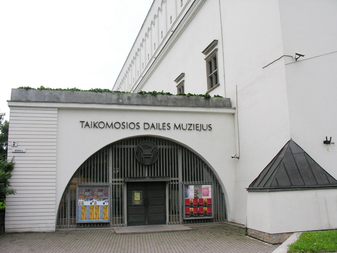 Taikomosios dailės muziejus darbo laikas