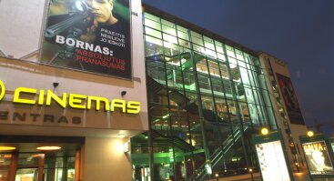 Forum Cinemas Vingis