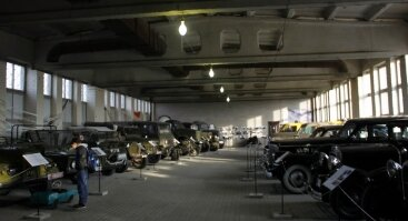 Istorinės, karinės technikos muziejus