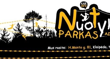 Kar Kar - Nuotykių parkas