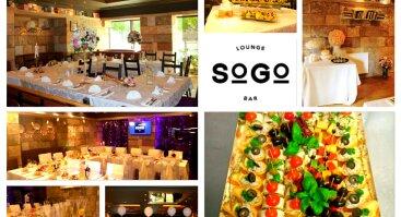 Sogo Lounge baras