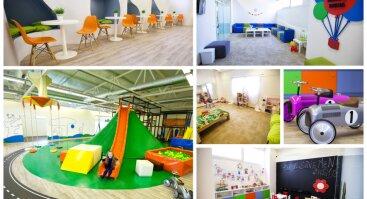 Pokšt vaikų pramogų ir užimtumo centras