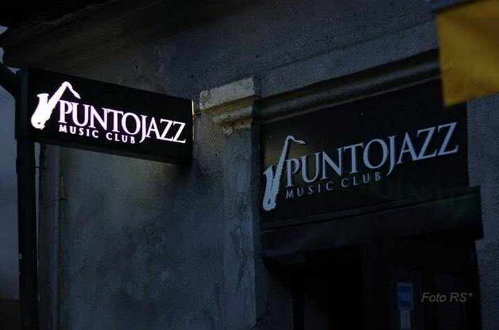 Punto Jazz palėpė