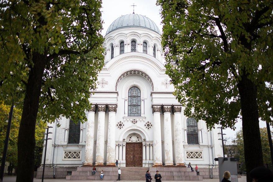 Šv. arkangelo Mykolo bažnyčia (Kauno soboras)