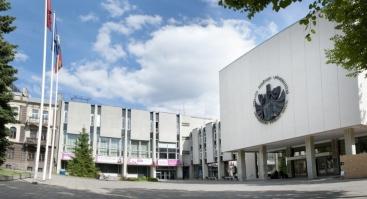 VDU centriniai rūmai (S. Daukanto g. 28), 101 auditorija