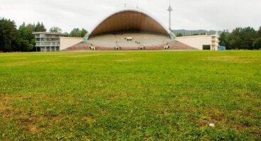 Vingio sporto centre, Vingio parke