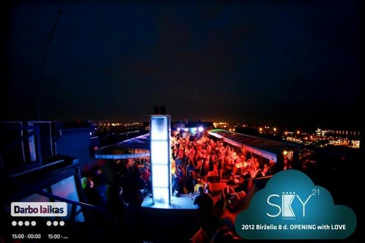 SKY 21 Terrace
