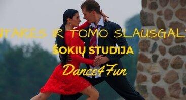 Gintarės ir Tomo Slausgalvių šokių studija