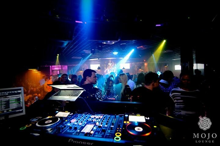 MOJO Lounge - kokteilių baras