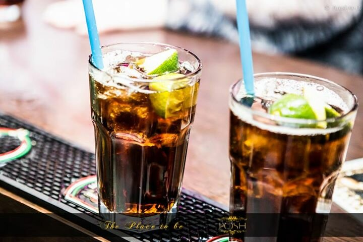 POSH - kokteilių klubas