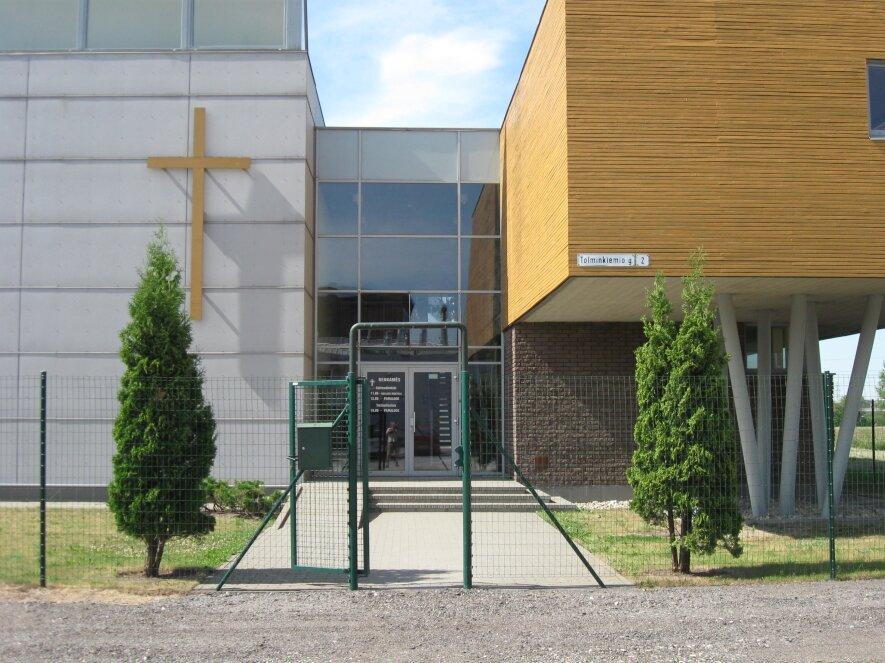 Kristaus Misijos baptistų bažnyčia