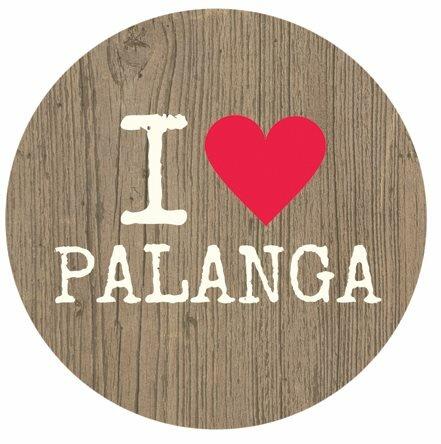 """Kultūrinė pieva """"I Love Palanga"""""""