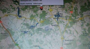 Vilniaus raj., Daučioniukų rekreacinis parkas, 20km nuo Vilniaus Molėtų link
