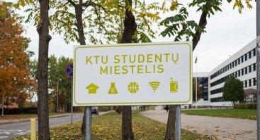 KTU studentų miestelis