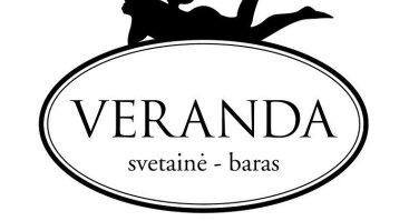 VERANDA - svetainė, baras