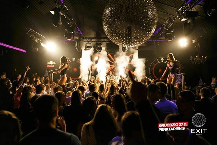 Exit - naktinis klubas
