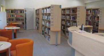 Girulių filialas / Klaipėdos miesto savivaldybės viešoji biblioteka