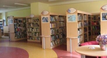 Pempininkų biblioteka / Klaipėdos miesto savivaldybės Imanuelio Kanto viešoji biblioteka