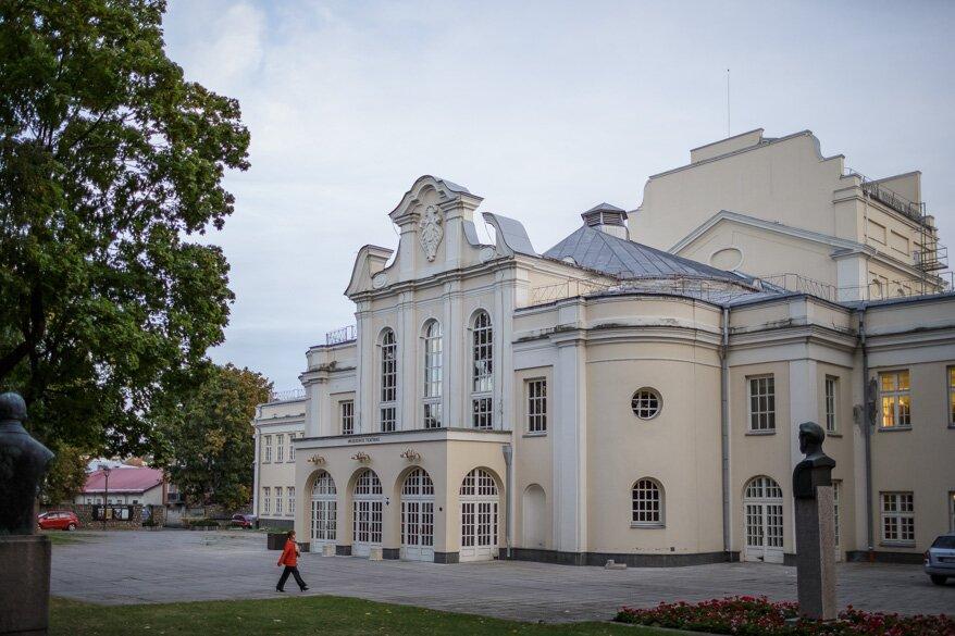 Kauno muzikinis teatras repertuaras
