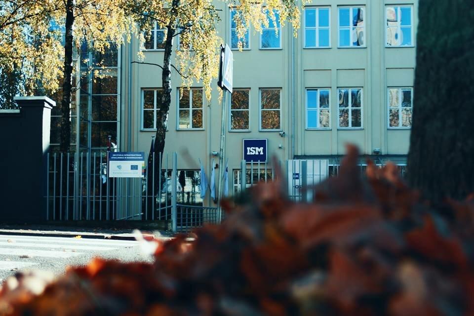 ISM Vadybos ir ekonomikos universitetas
