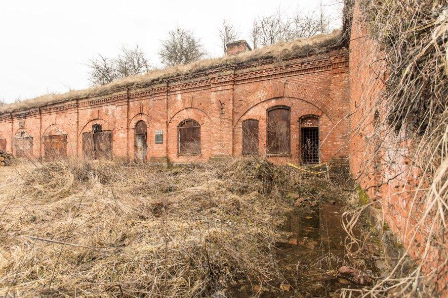 Kauno tvirtovės VI fortas