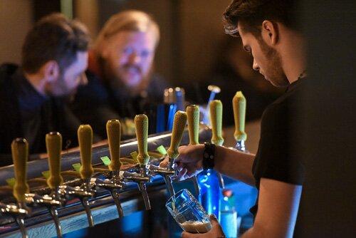 Trikampis pub & bowling