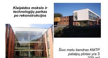 Klaipėdos mokslų ir technologijų parkas