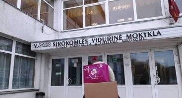 Vilniaus Vladislavo Sirokomlės gimnazija