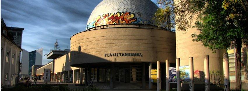 VU TFAI Planetariumas