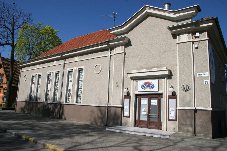 """""""RAMYBĖS"""" kultūros centras"""