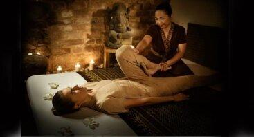 """Rytų masažo namai """"Azia Spa"""""""