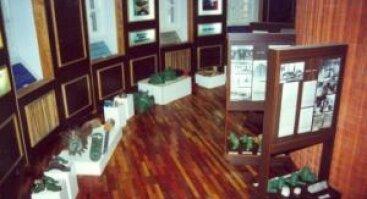 Vandentvarkos muziejus
