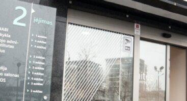 """Livadis, Žemaitės g. 21, 2 įėjimas iš kavinės """"NABI"""" pusės, 4 aukštas"""