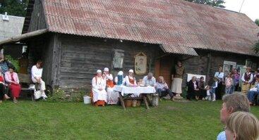 Dargaičių etnografinis kaimas